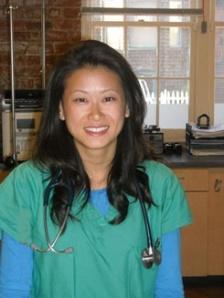 Emily Wong, DVM