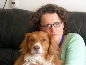 pogo with mom